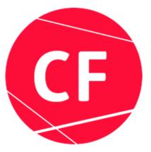 CryptF logo