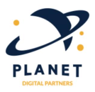 Planet Digital Partners Logo