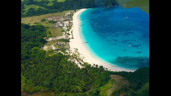 Tinaga Island Resort Logo