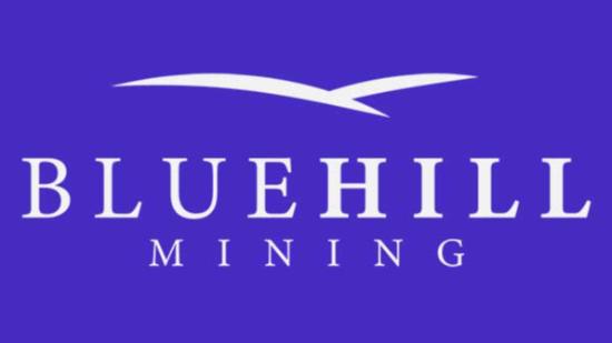 Blue Hill Mining Logo